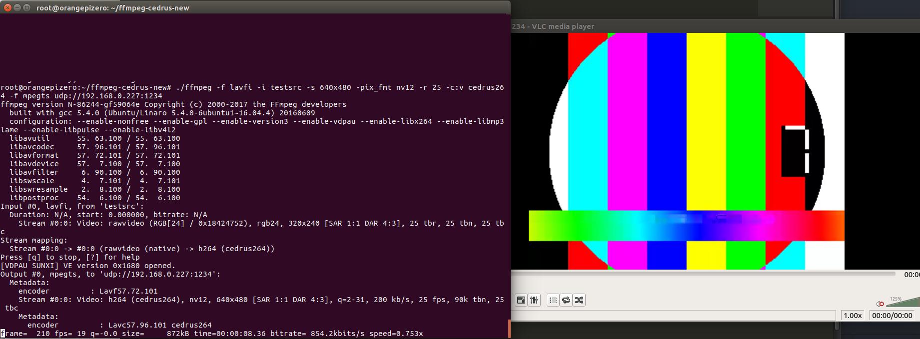 OrangePI: H264 HW encoding with ffmpeg   danman's blog