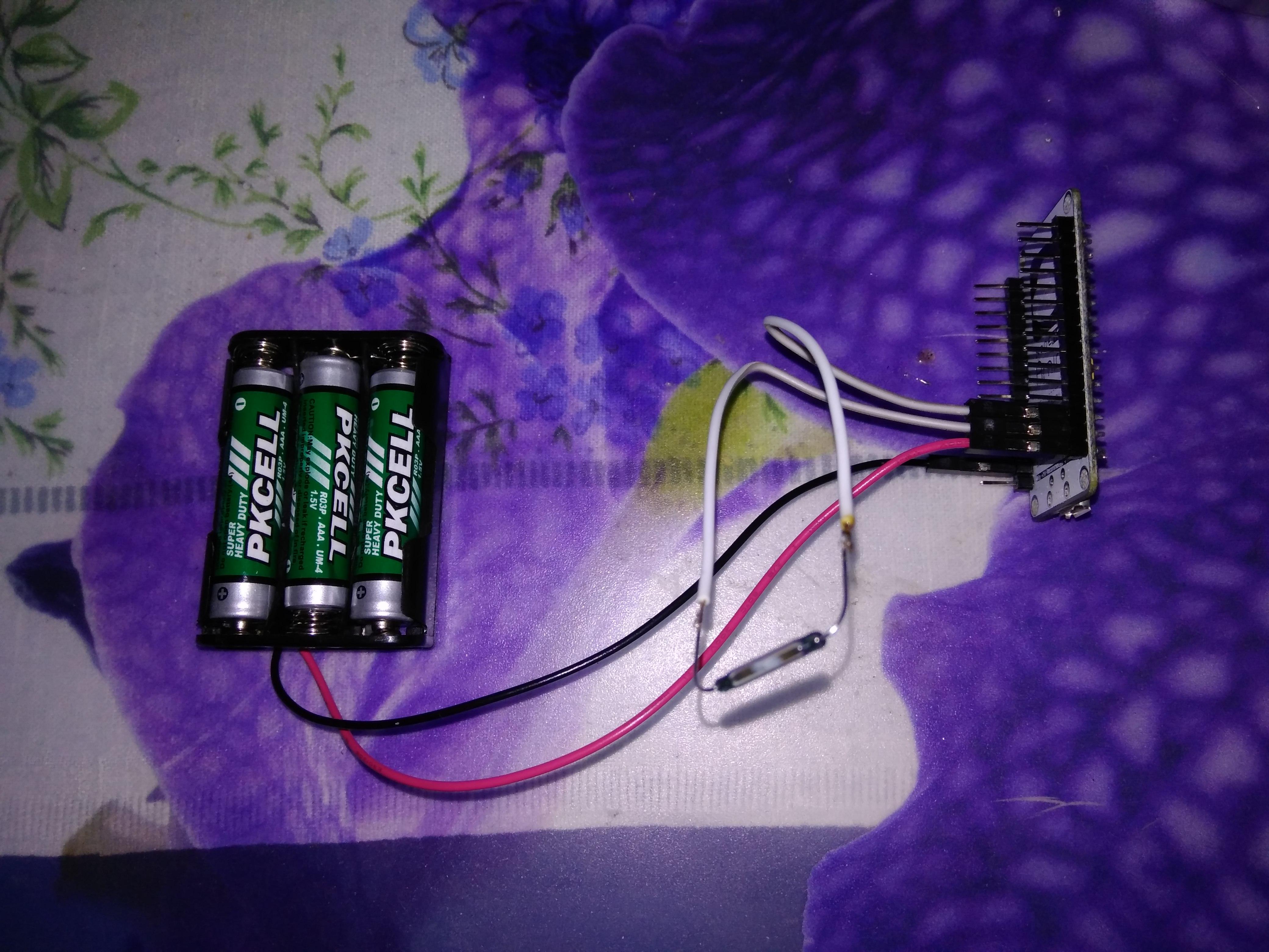 Smart energy meter | danman's blog